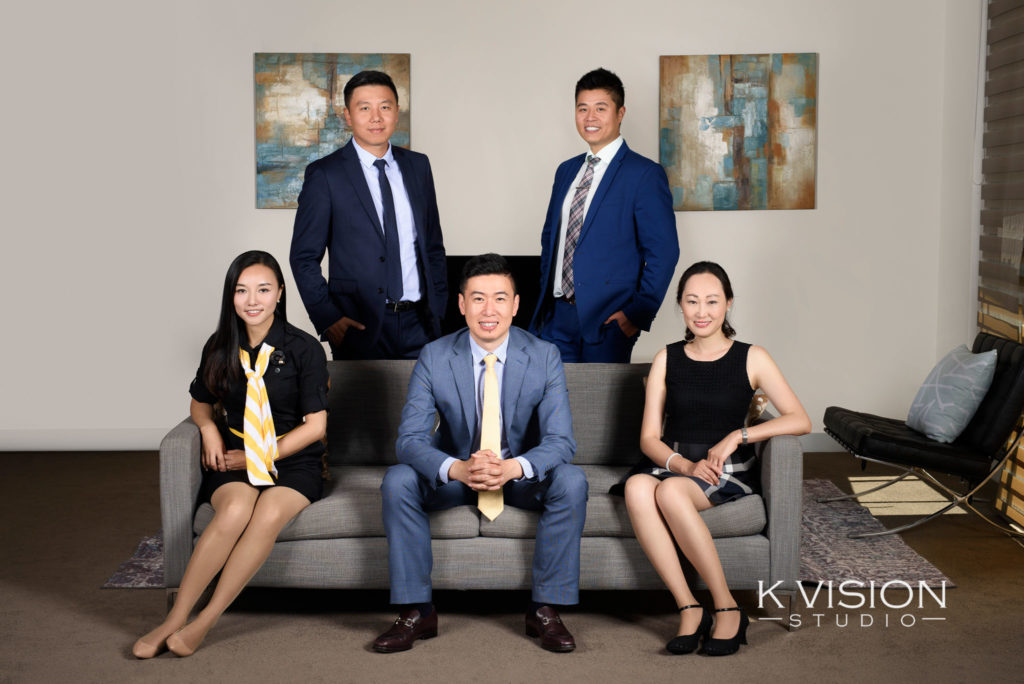 sydney corporate business group photo