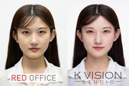 passport photo comparison