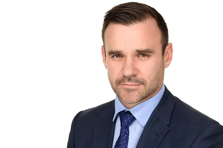 Sydney Corporate Headshot Male