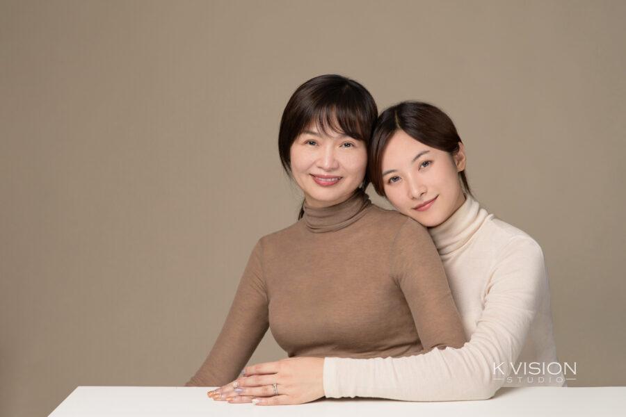闺蜜照 母女照Mother&Daughter