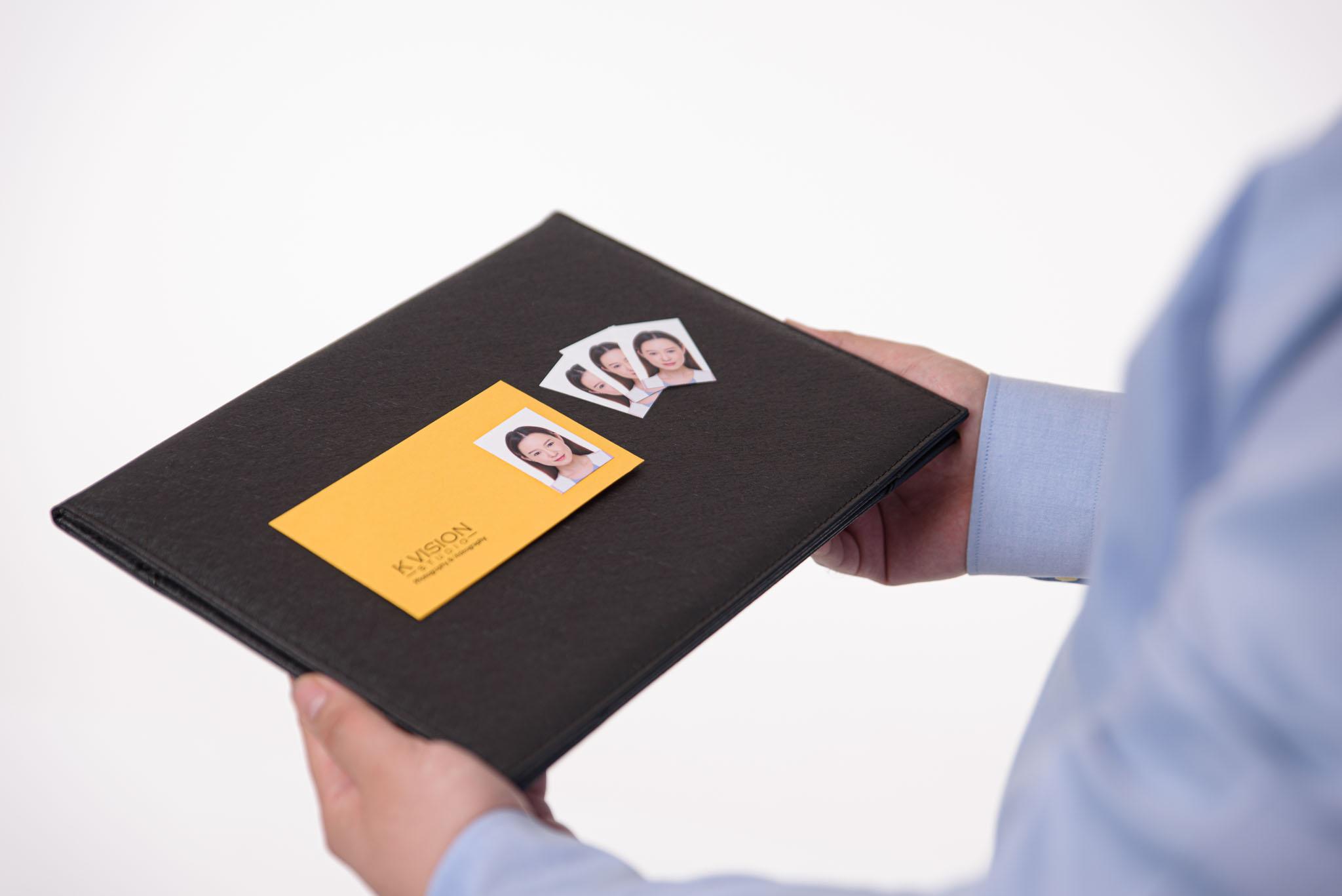 Passport photo delivery